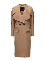 Avenue Coat - CAMEL