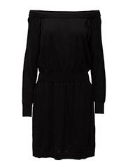 Aza Dress - BLACK
