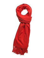 Kendall Scarf - NEON RED