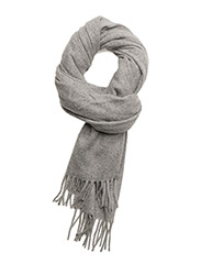 Kendall Scarf - LIGHT GREY MELANGE