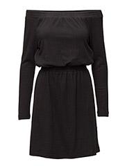 Jeny Off-shoulder - BLACK