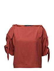 Mayka Sleeve - DUSTY RED