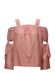 Milla Top - DUSTY RED