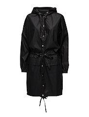 Luca Coat - BLACK