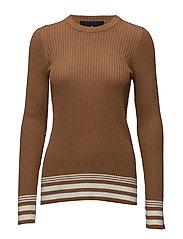Mallory Sweater - STRIPES