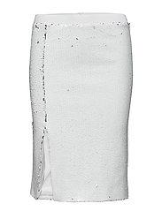 Evie Skirt - WHITE