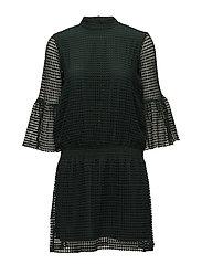 Amelie Dress - DARK GREEN