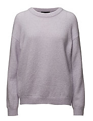 Tyler Sweater - LAVENDER