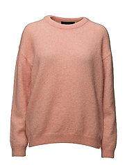 Tyler Sweater - SALMON