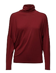 Caitlyn Batsleeve - DARK RED