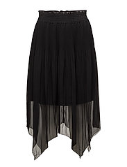 Lila Skirt - BLACK
