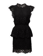 Linnea Dress - BLACK