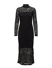 New Yoli Dress - BLACK