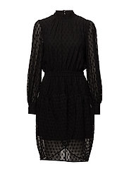 Allie Dress - BLACK