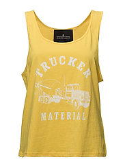 Travis Tank Trucker - LEMON