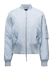 Collin Bomber - PASTEL BLUE