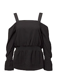 Luella Blouse - BLACK