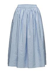Collin Skirt - PASTEL BLUE