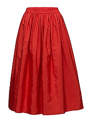 Collin Skirt - RED