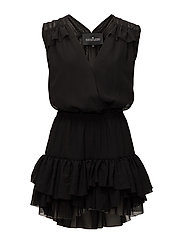 Isabel Dress - BLACK