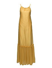 Dream Maxi Dress - LEMON