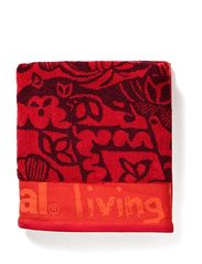 Desigual Living TSHOWER_BIG TOWEL FLORAL