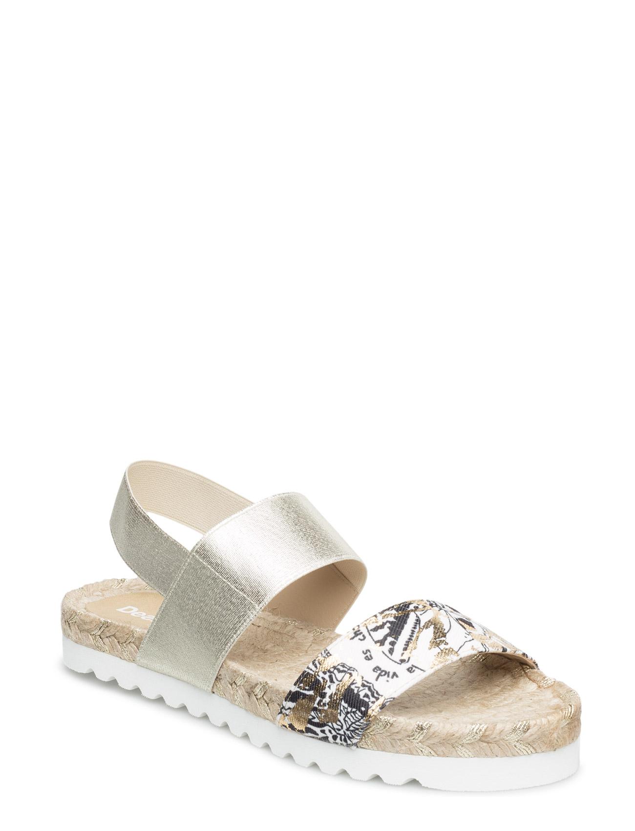 Shoes Formentera 7 Desigual Shoes Espadrillos til Kvinder i neger