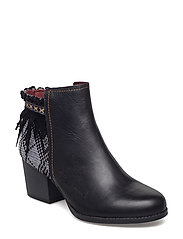 SHOES COUNTRY EXOTIC BLA - NEGRO