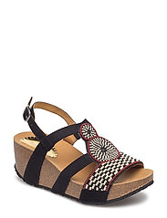 SHOES ODISEA AFRICA BN - NEGRO