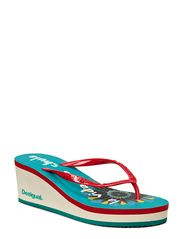Desigual Shoes SHOES_BEACH ROSE 1