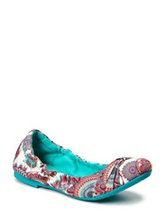 SHOES BAILLERINA  ROCK&ROLL-2 - VERDE FREE
