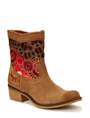 SHOES BOOT CAMPERA SALVAJ - TOPO