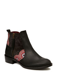 SHOES BRORA - NEGRO