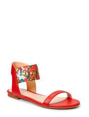 SHOES MANDINA - ROJO ABRIL