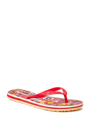 SHOES MANCHA - RIO RED