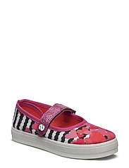 SHOES MARY JAN - STRAWBERRY PINK