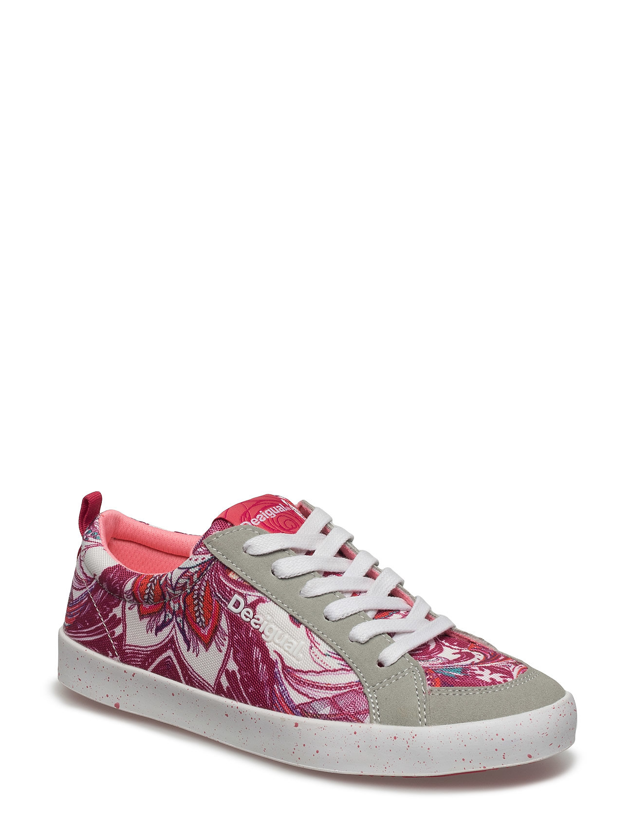 Shoes Classic P Desigual Sport Sneakers til Damer i Blanco