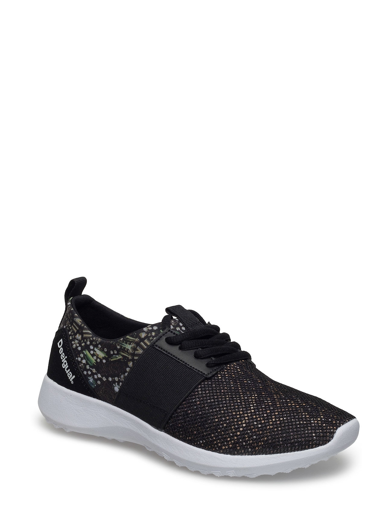 Shoes Speed Y Desigual Sport Sports sko til Damer i neger