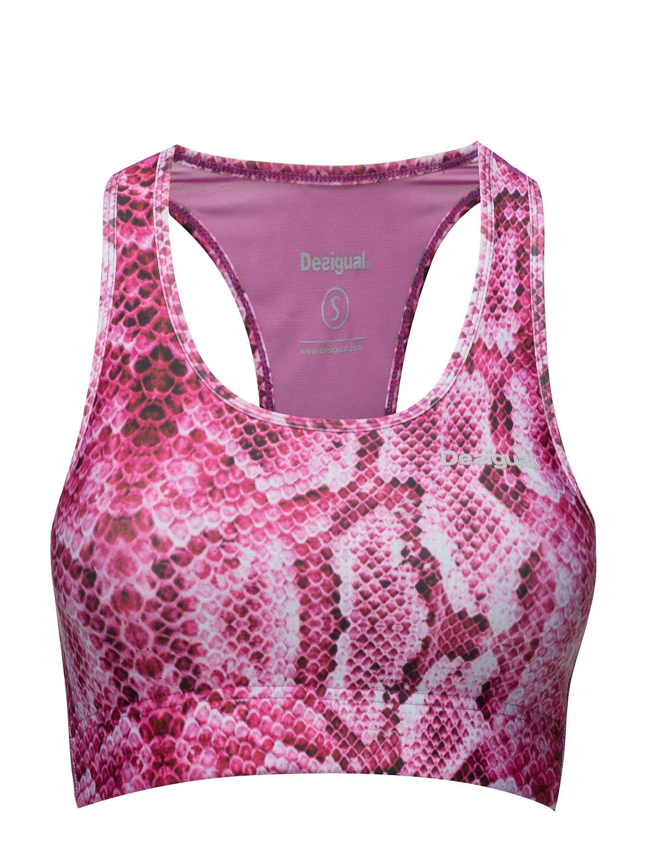 Ts Bra Low  Imp Desigual Sport Sports undertøj til Damer i