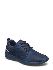 SHOES UPPER RIBSTO - LEGION BLUE