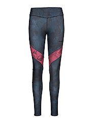 LEGGING BLOCK DARK - LEGION BLUE