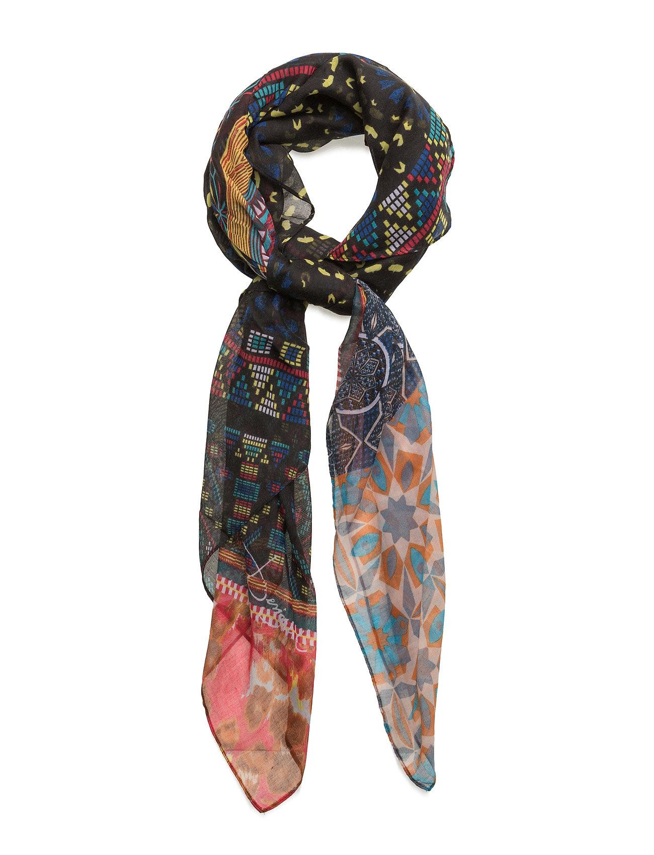 Foulard Rectangle Misha Desigual Accessories Halstørklæder til Damer i