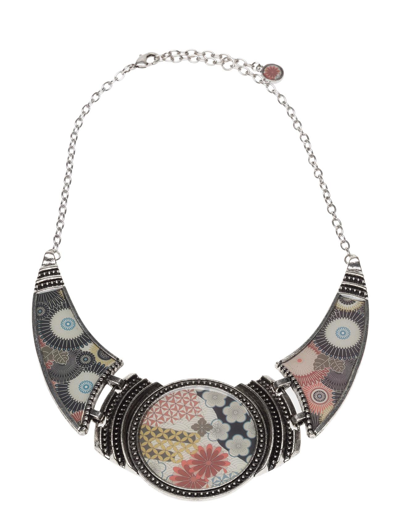 Collar Japanfresh Desigual Accessories Smykker til Damer i neger