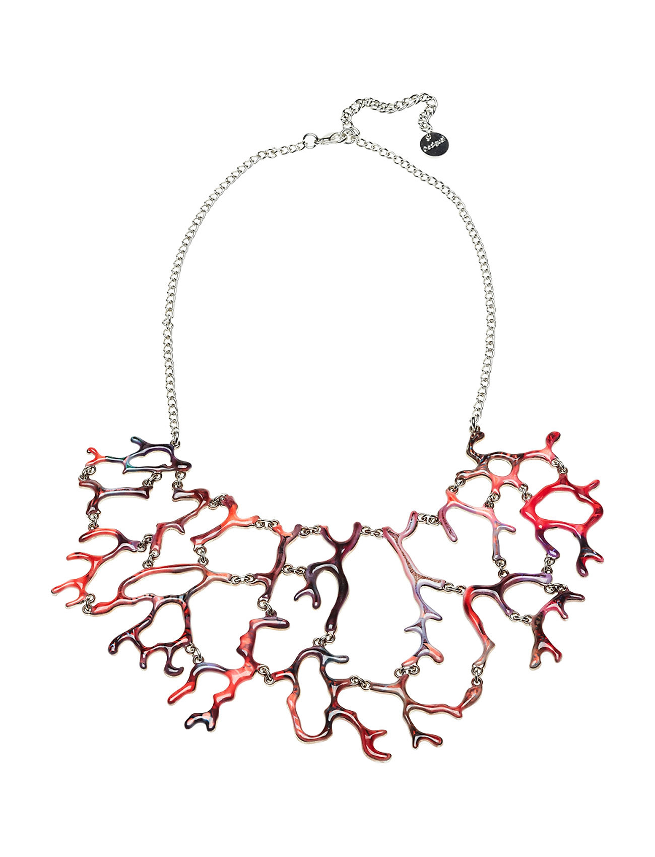 Collar Boho Mix Coral Desigual Accessories Smycken