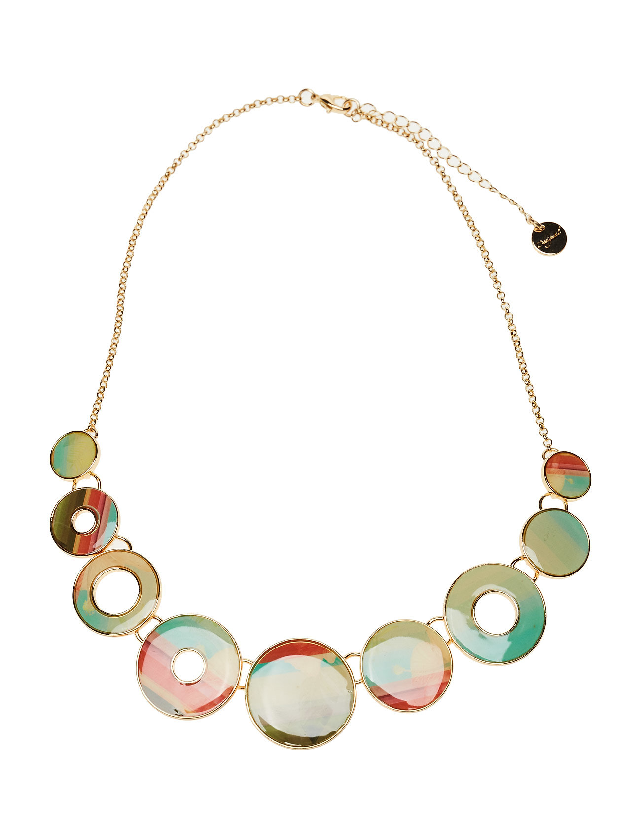 Collar Bolas Polynesia Desigual Accessories Smykker til Damer i