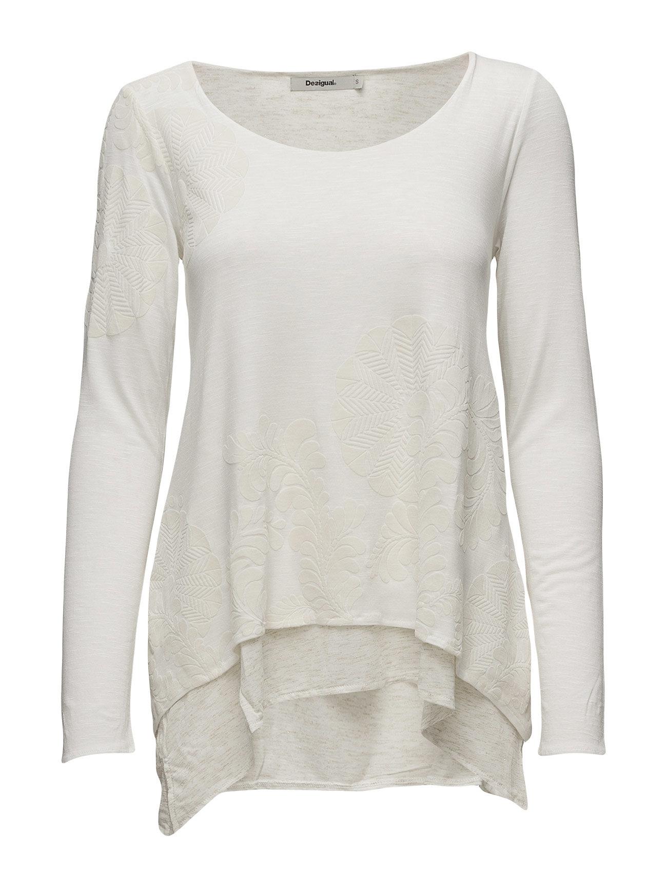 0ae3e919d64 Køb Ts Sami Desigual T-shirts   toppe i crudo til Kvinder fra Boozt.dk