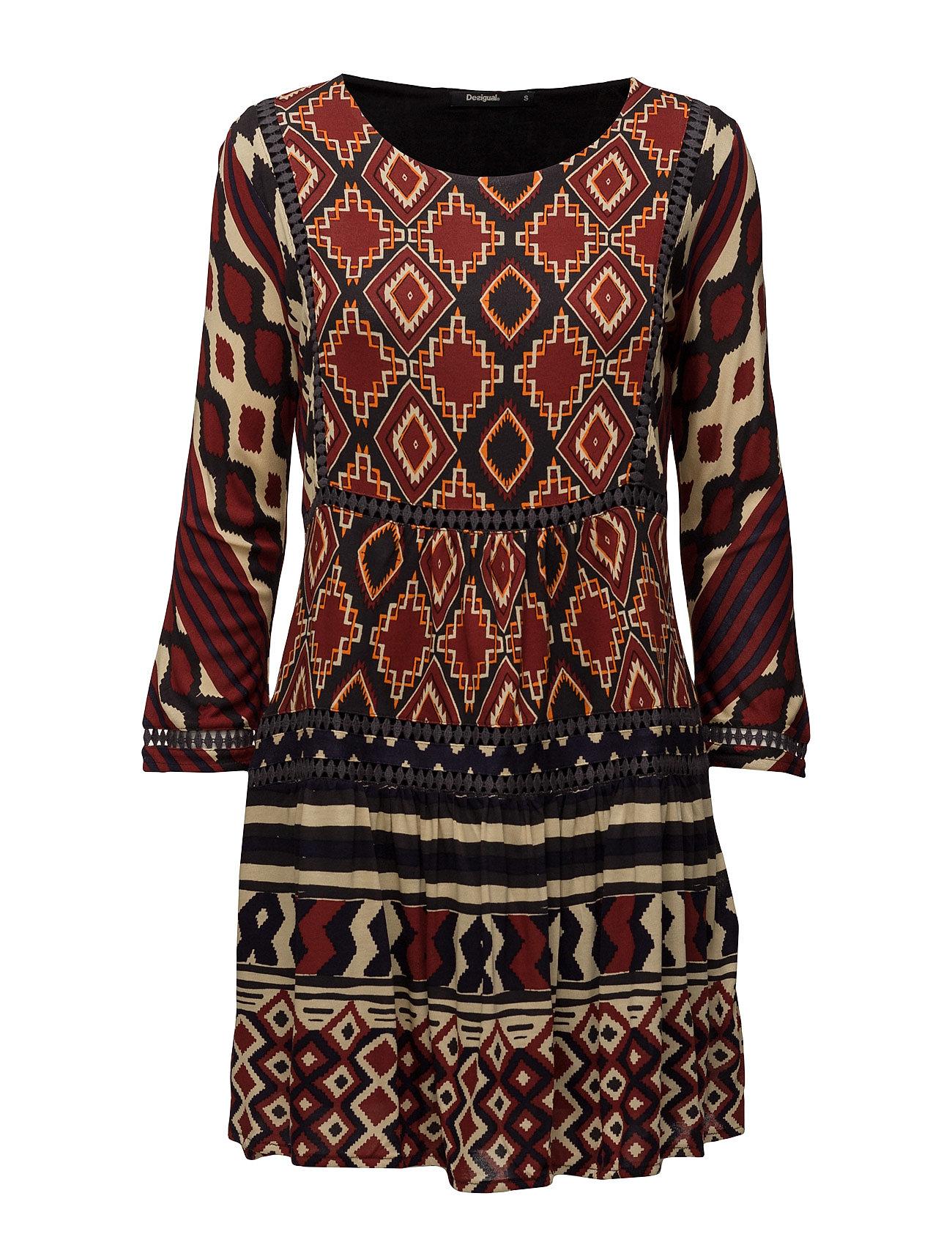 Vest Fanmal Desigual Korte kjoler til Damer i