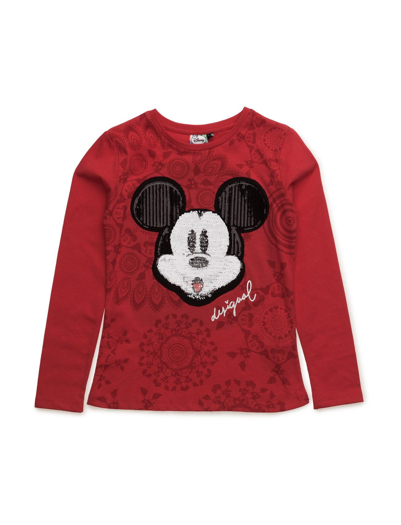 Ts Classics Desigual Langærmede t shirts til Børn i Gris