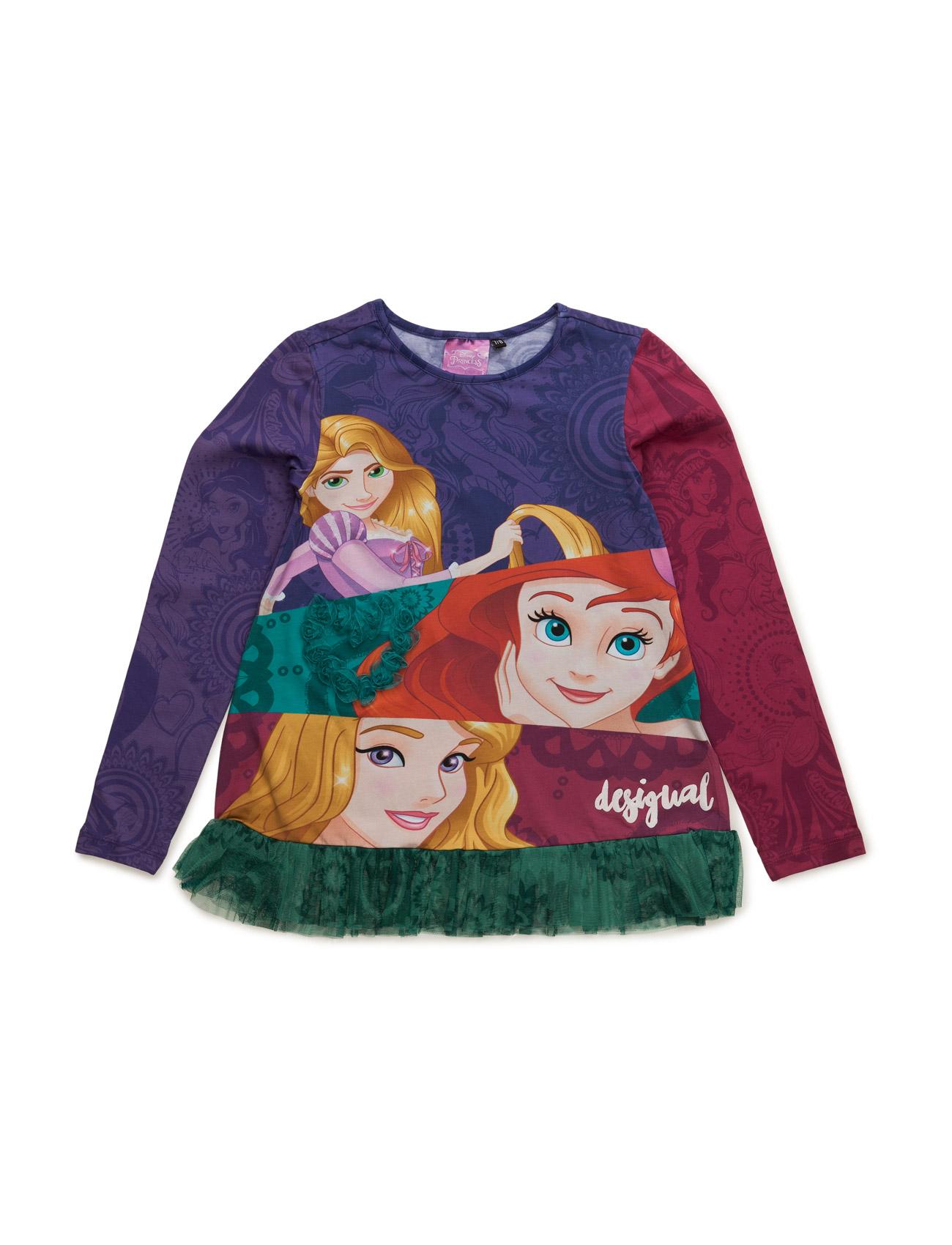 Ts Roncesvalles Desigual T-shirts til Piger i