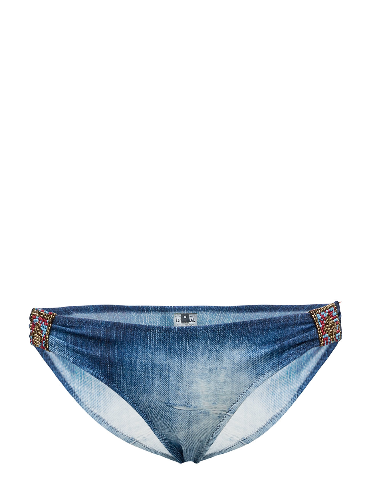 Biki Lisa Desigual Bikinier til Damer i Navy blå